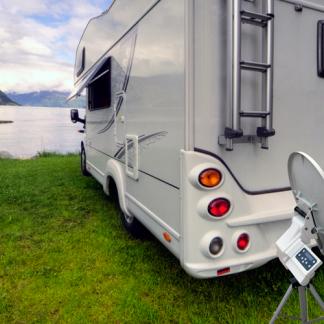 Camping en Mobilhome